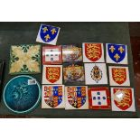 Collection of tiles to include Minton