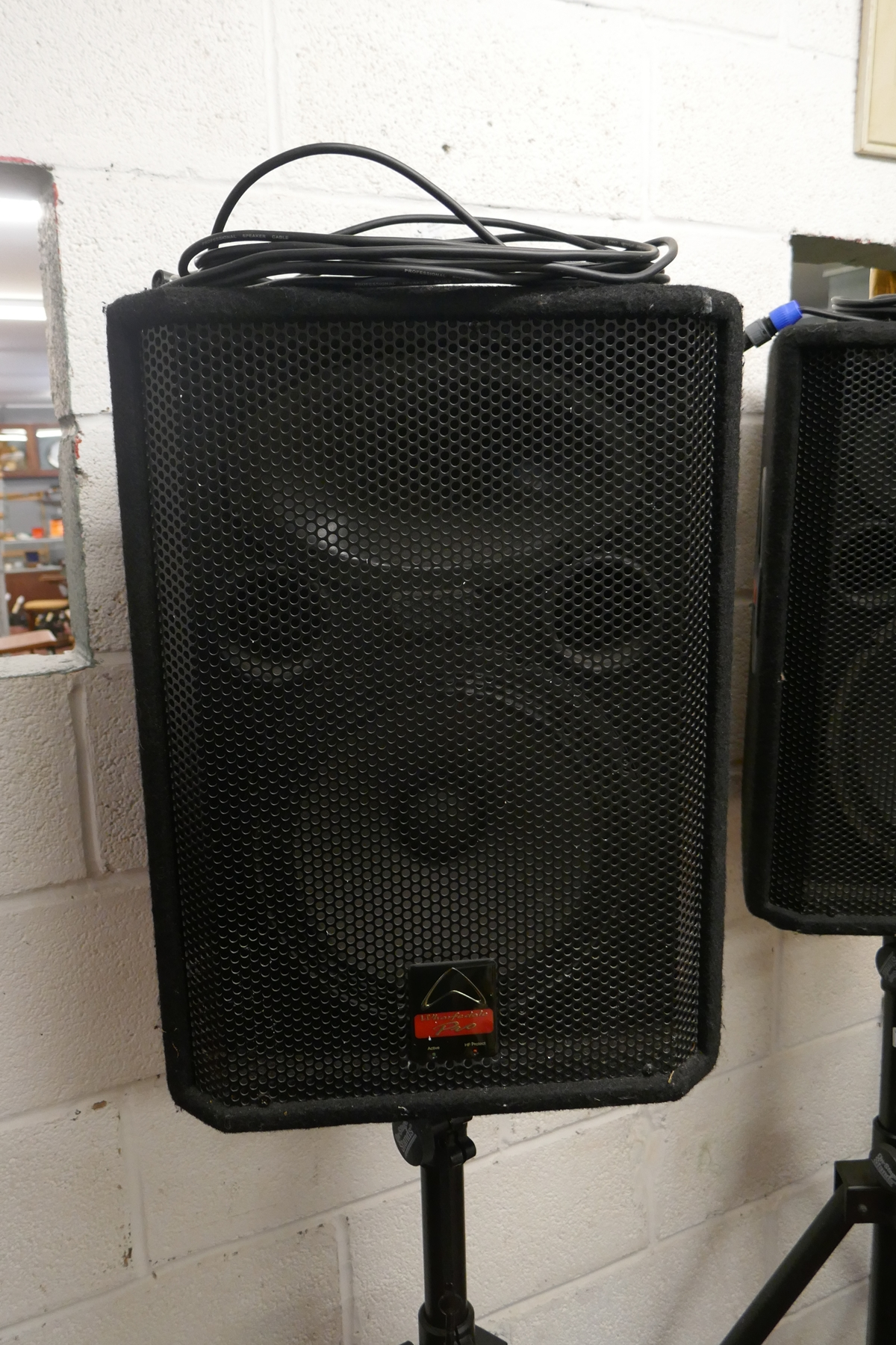 Good quality PA system in good order - Image 4 of 6