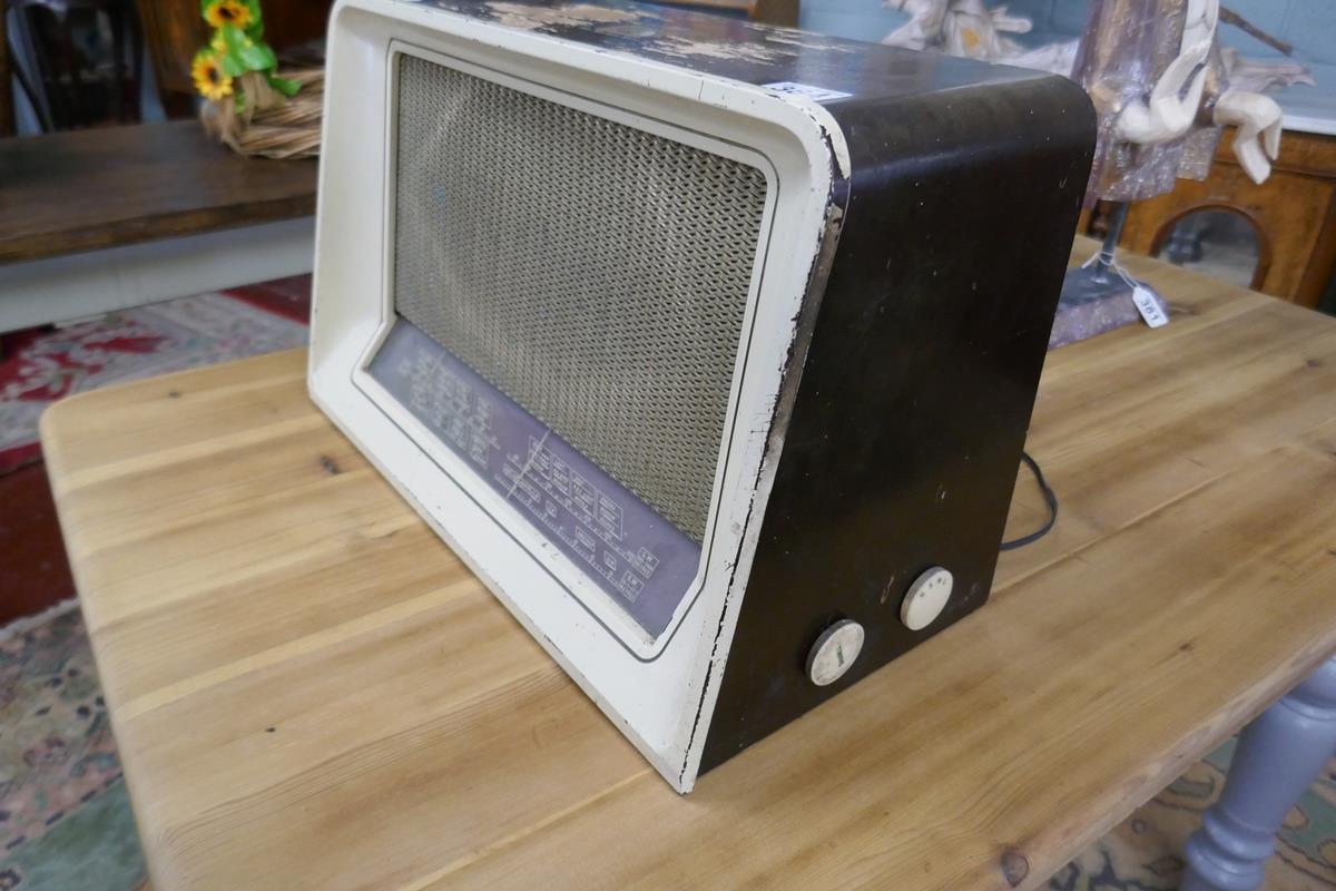 HMV valve radio - Image 5 of 7