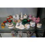 Collection of ceramics