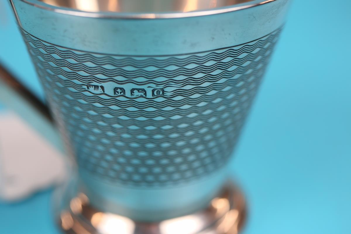 Hallmarked silver cup - Birmingham, W A - Approx weight 69g - Image 2 of 2
