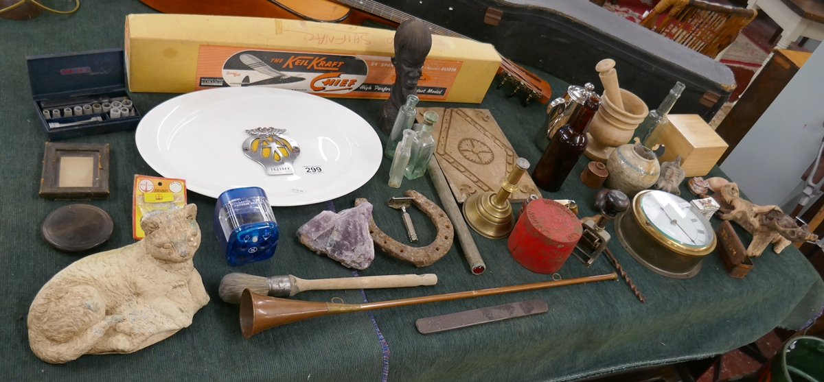 Various collectables