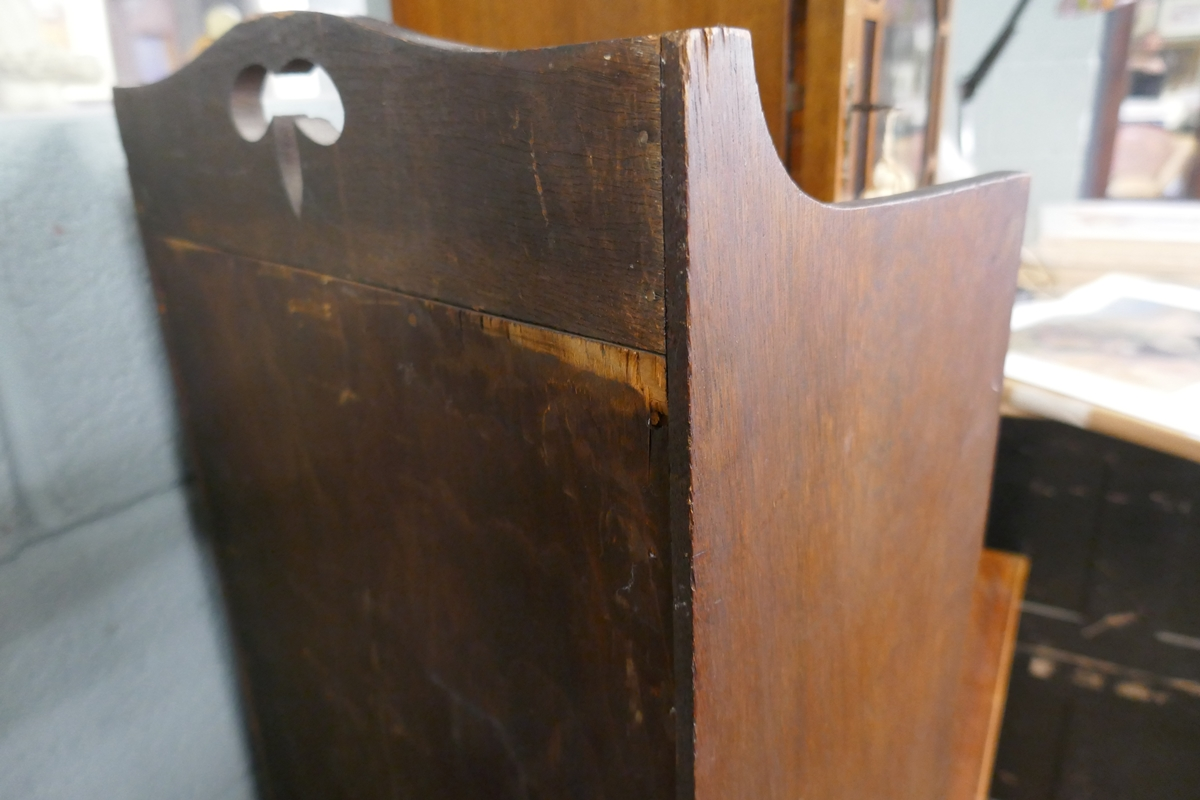 Arts and Crafts shelves - Image 4 of 4