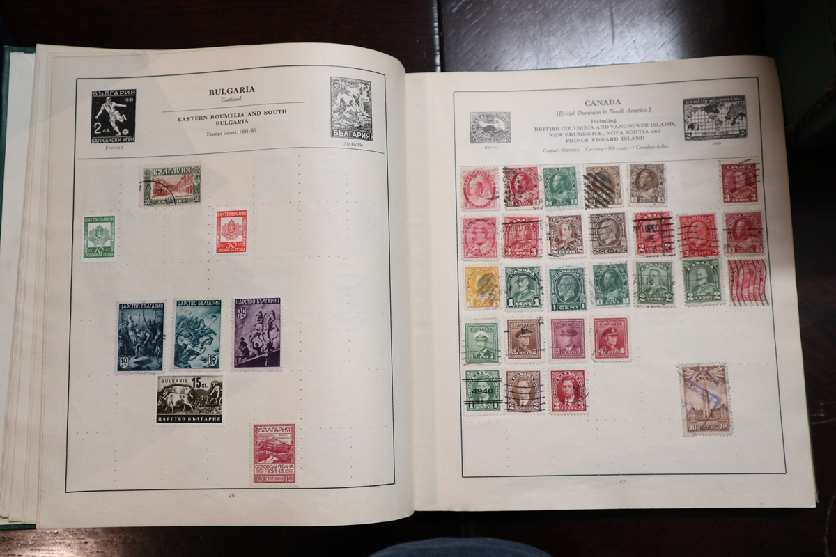 Stamps - Collection of 5 folders / books etc - Image 14 of 16