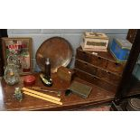 Collectables to include collectors chest