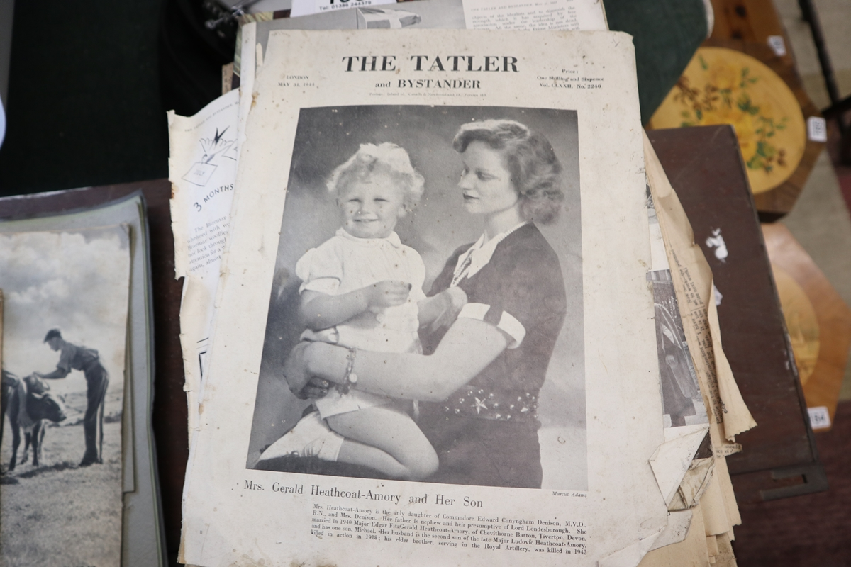 Collection of various early magazines - Image 5 of 5