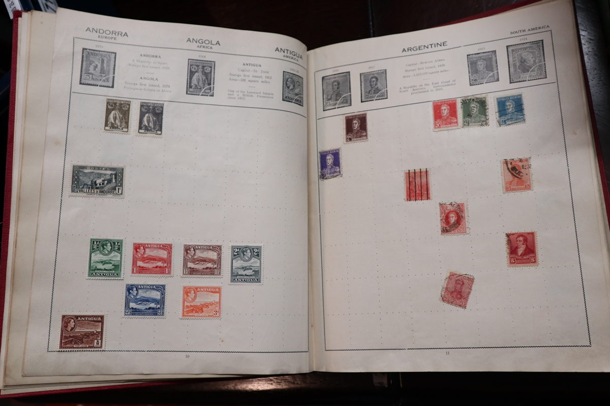 Stamps - Collection of 5 folders / books etc - Image 16 of 16