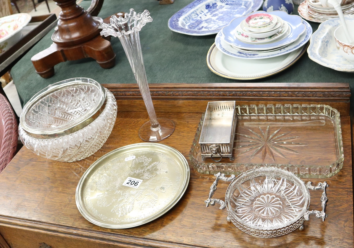 Collectables to include glass