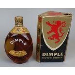 Dimple Scotch Whisky in original box