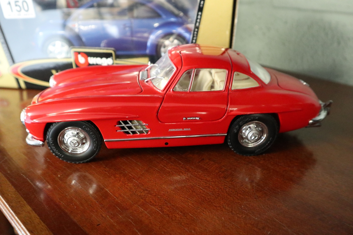 Collection of diecast cars - Image 3 of 6