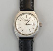 Ladies Longines automatic wrist watch