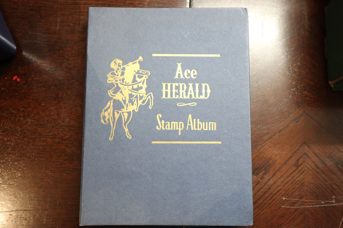 Stamps - Collection of 5 folders / books etc - Image 11 of 16