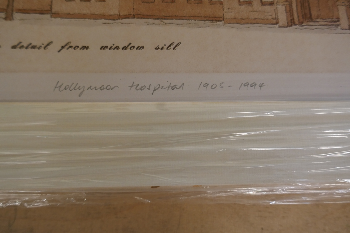 60 L/E signed architectural prints by Carl March to include duplicates - Image 2 of 8