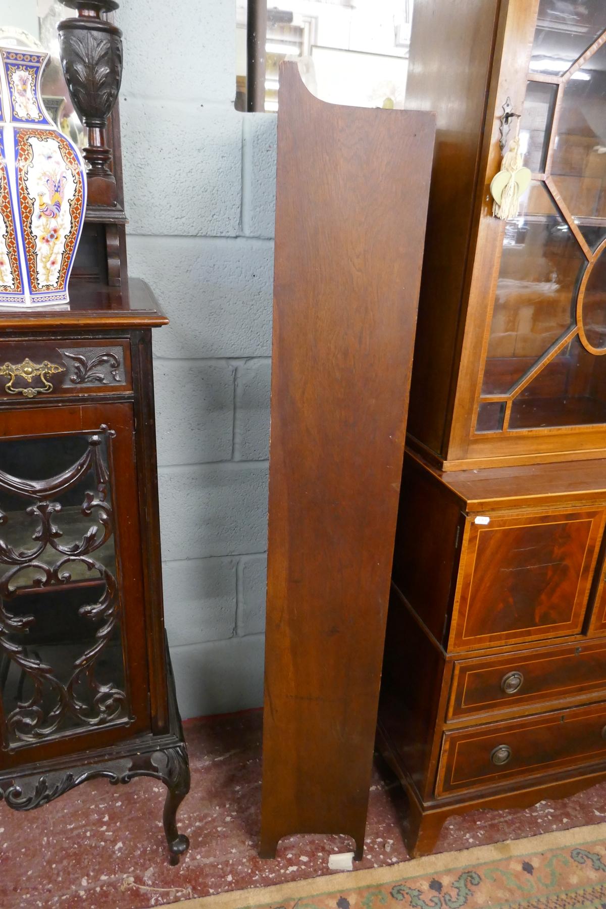 Arts and Crafts shelves - Image 3 of 4