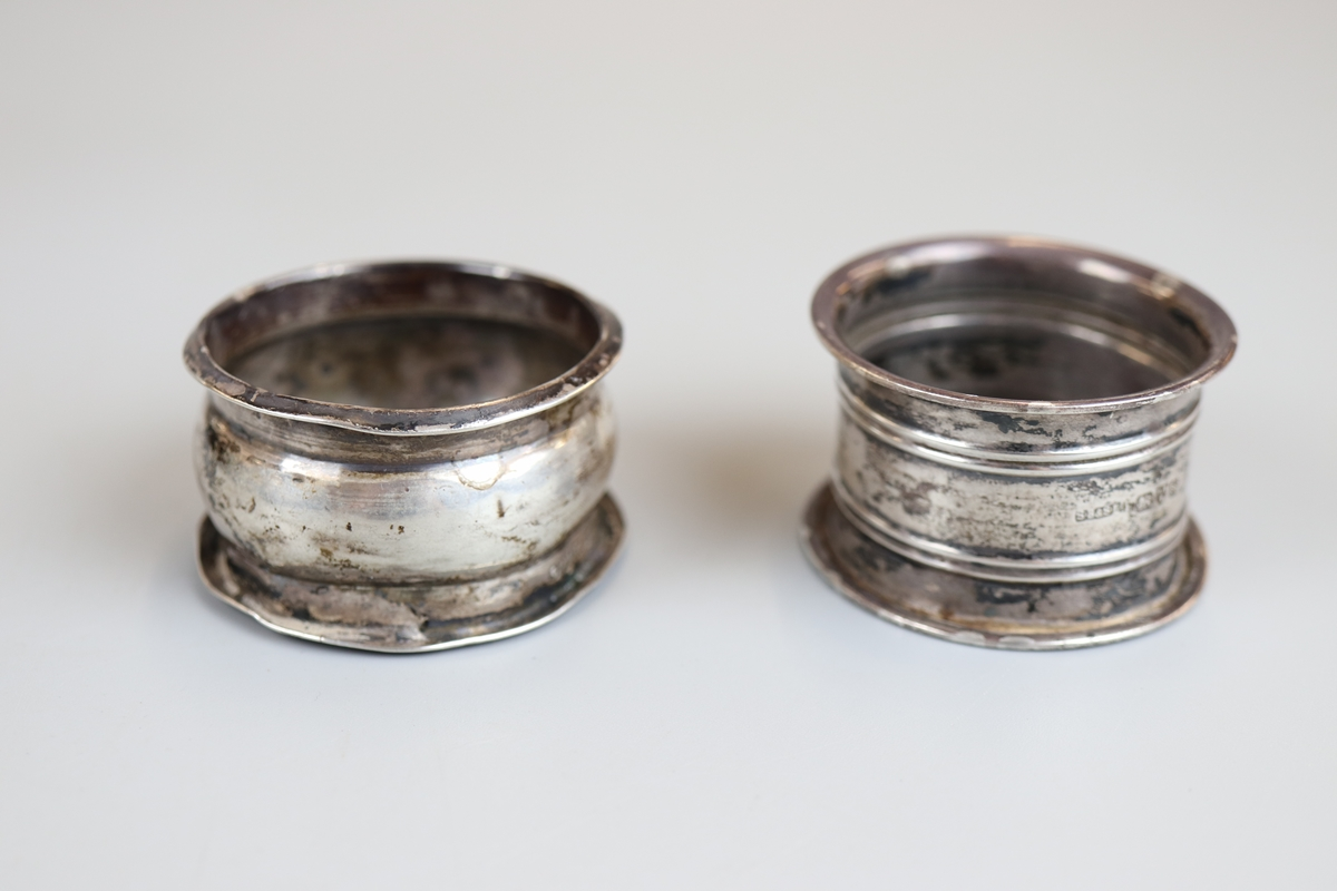 Collection of silver etc to include cigarette holder - Image 5 of 6