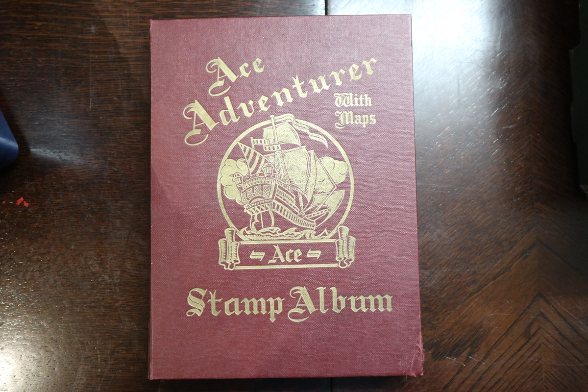 Stamps - Collection of 5 folders / books etc - Image 9 of 16