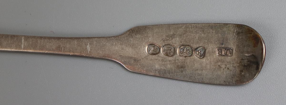 Collection of hallmarked silver spoons - Approx 110g - Image 2 of 9
