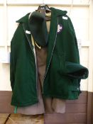 A female venture scouts uniform