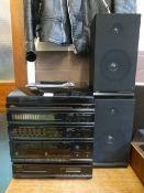 A Saisho hi-fi system