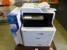 A Brother DCP-L841OCDW printer