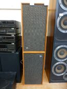 A pair of Wharfedale Linton 2 speakers