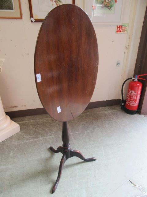 An 18th century Mahogany tripod table