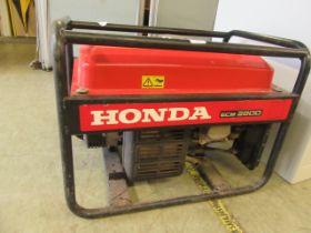 A Honda ECM2800 generator