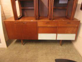 A mid-20th century teak sideboard by Avalon Yatton