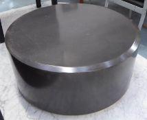 LOW TABLE, contemporary Italian style design, , 132cm x 70cm Diam approx.
