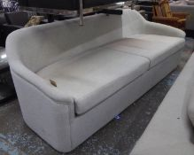 SOFA AND CHAIR COMPANY SOFA, 250cm W. (slight faults)