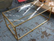 LOW TABLE, Maison Jansen style, 120cm x 65cm x 45cm.