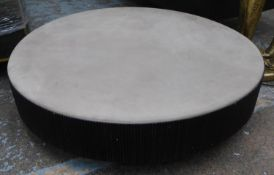 GALOTTI & RADICE NORU TABLE BY STUDIO G & R, 25cm H x 103cm Diam approx. (slight faults)
