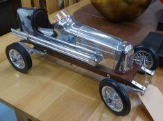 MODEL BATOM MIDGET RACING CAR, 50cm x 24cm x 20cm approx.