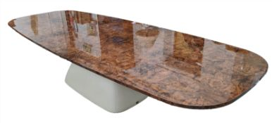 BENTLEY HOME ALSTON DINING TABLE, 362cm x 129cm x 73cm approx.