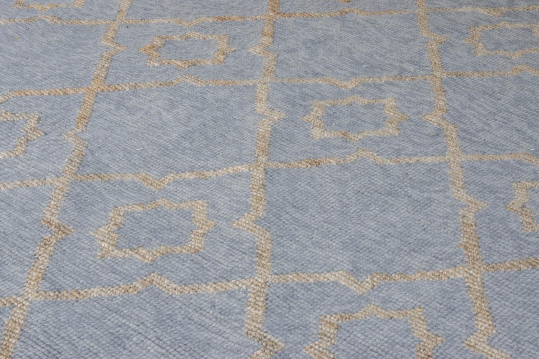 MOROCCAN LATTICE DESIGN CARPET, 300cm x 250cm. - Image 3 of 3