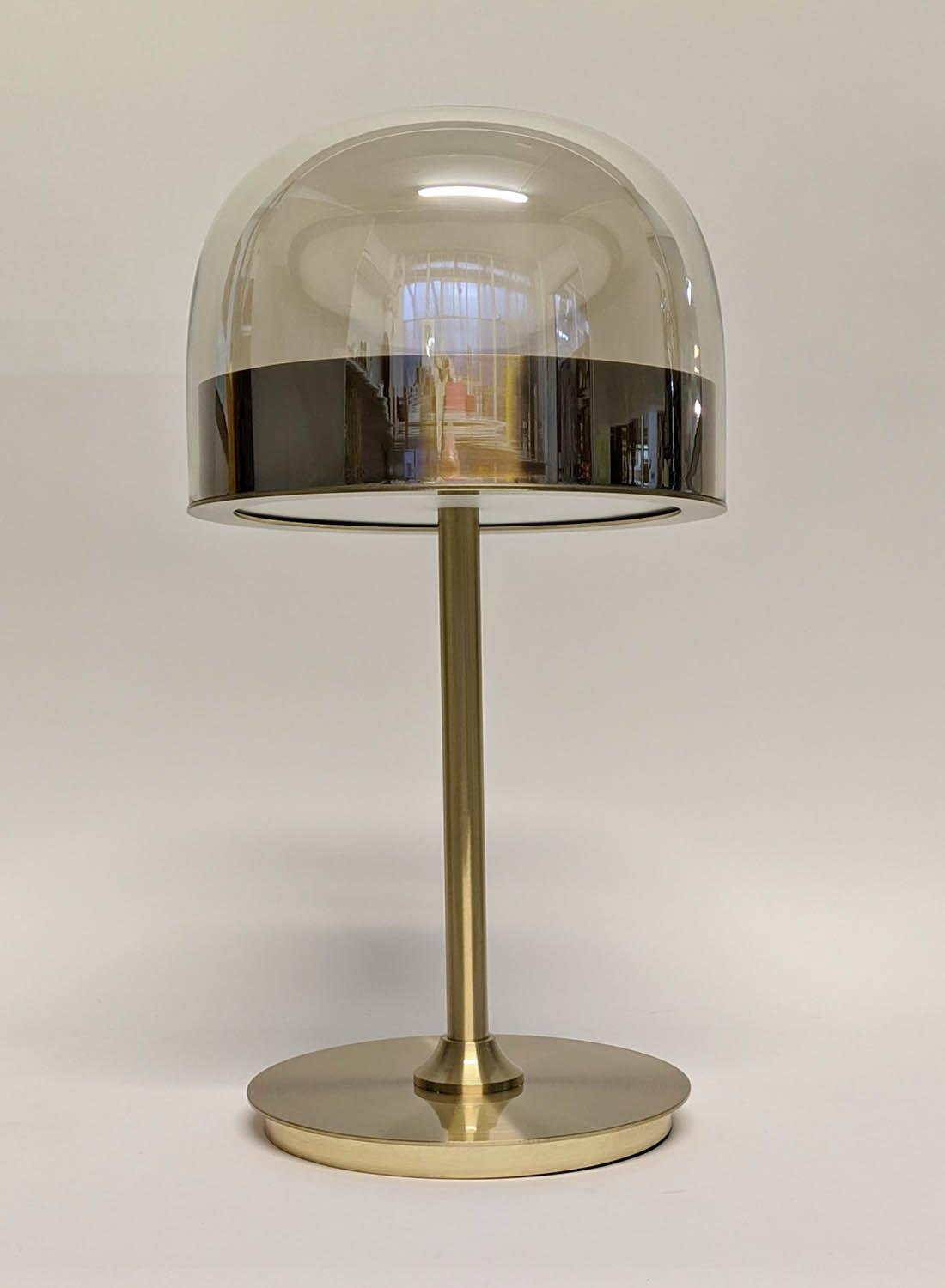 TABLE LAMP, 1950's Italian style, 45cm H. - Image 3 of 4