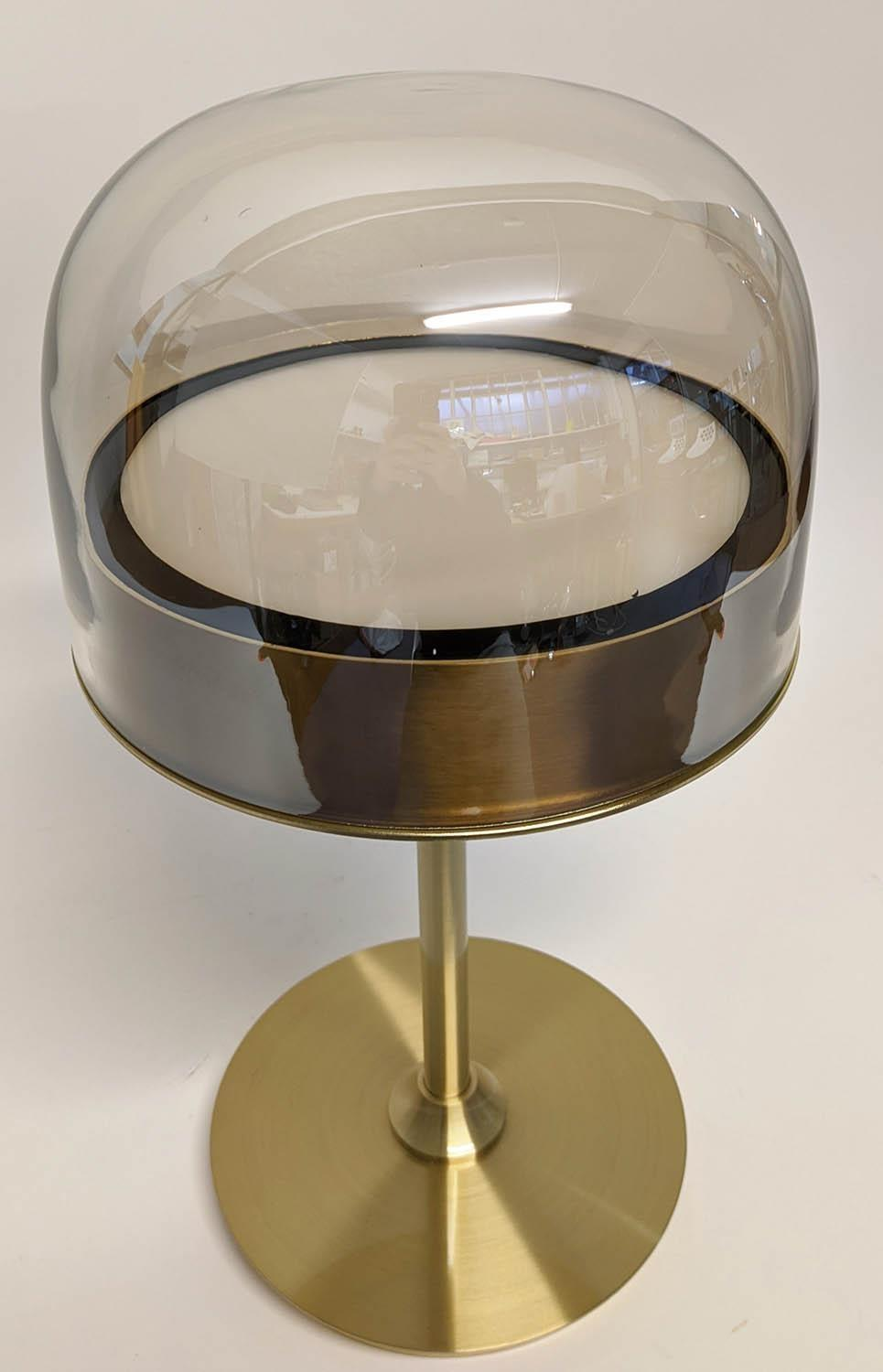 TABLE LAMP, 1950's Italian style, 45cm H. - Image 4 of 4