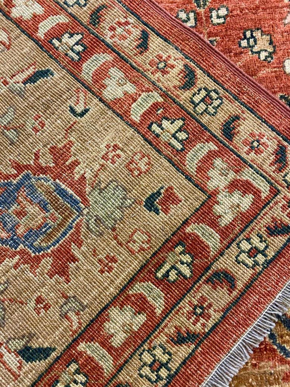 FINE BAKSHAISH DESIGN CARPET, 371cm x 273cm. - Image 2 of 5