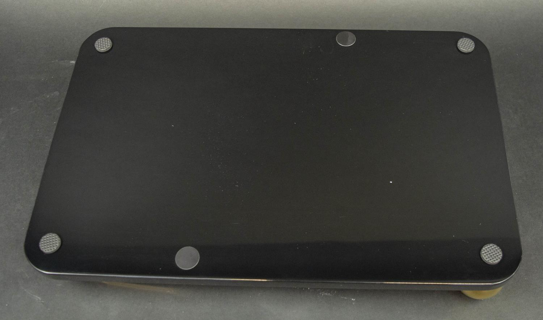 1950's ITALIAN STYLE TRAY, gilt handle detail, 45cm x 29cm x 7cm. - Image 3 of 4