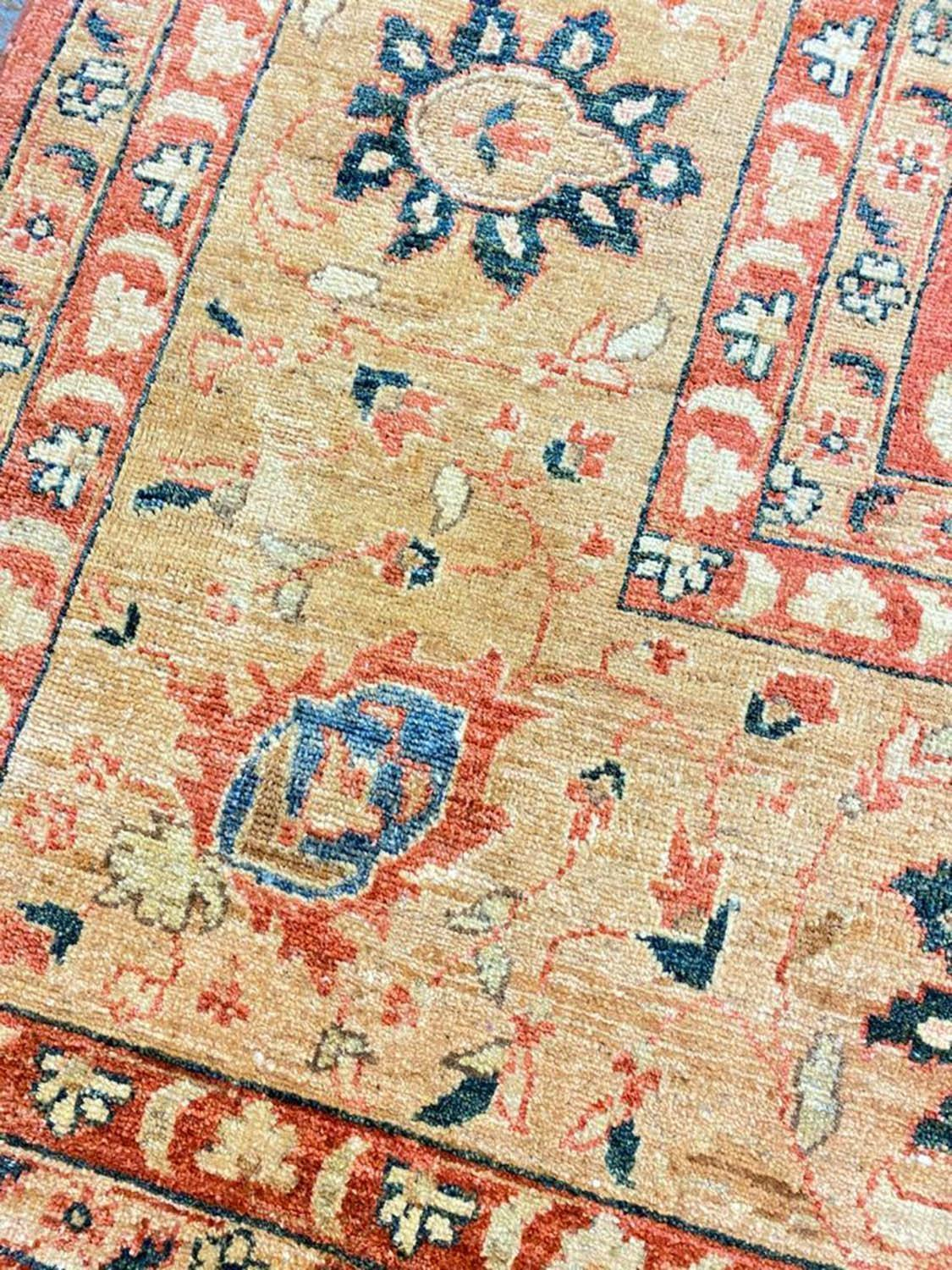 FINE BAKSHAISH DESIGN CARPET, 371cm x 273cm. - Image 3 of 5