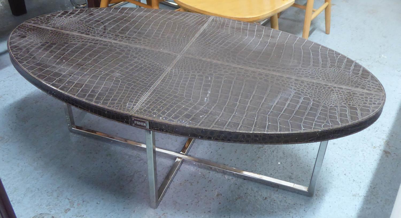 FENDI CASA LOW TABLE, 110cm x 60cm x 41.5cm.