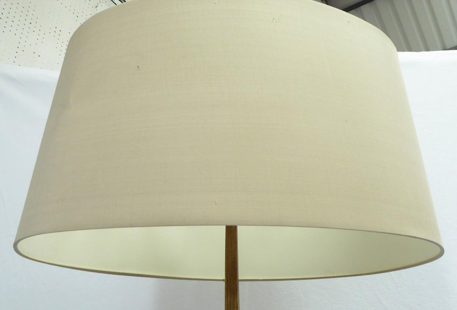 PORTA ROMANA TAPERING HARRAL FLOOR LAMP, with shade, 189cm H. - Image 2 of 5