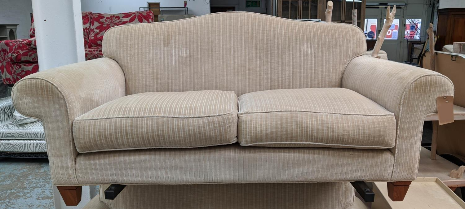 LINLEY SOFA, by David Linley, 190cm W approx.