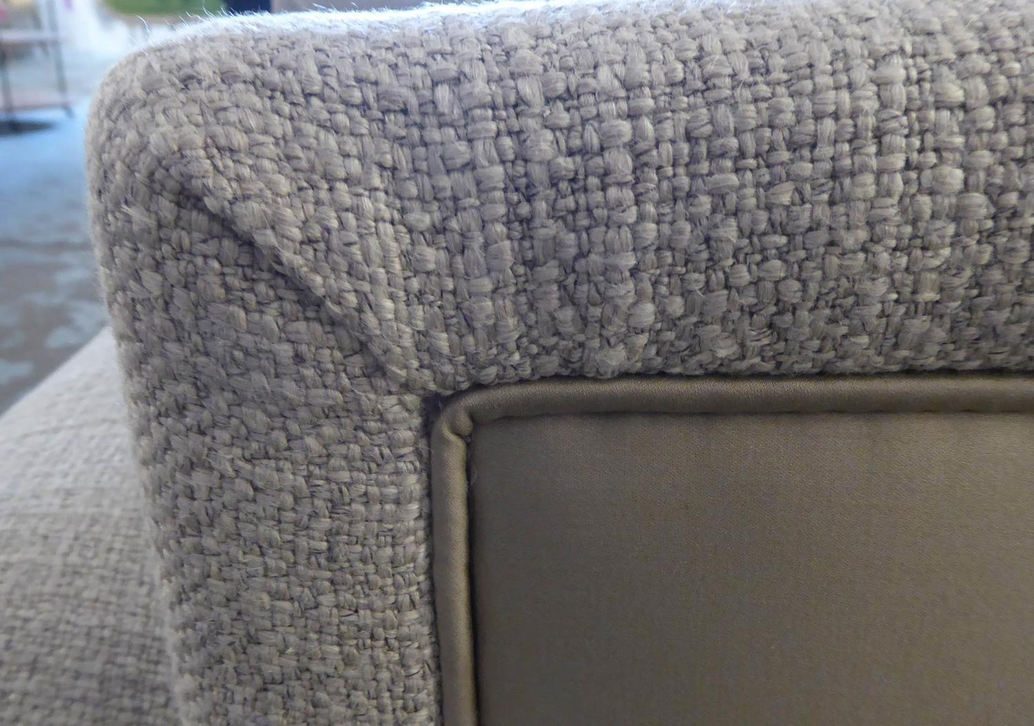 BESPOKE SOFA LONDON ARMCHAIRS, a pair, 76cm approx. (2) - Image 4 of 4