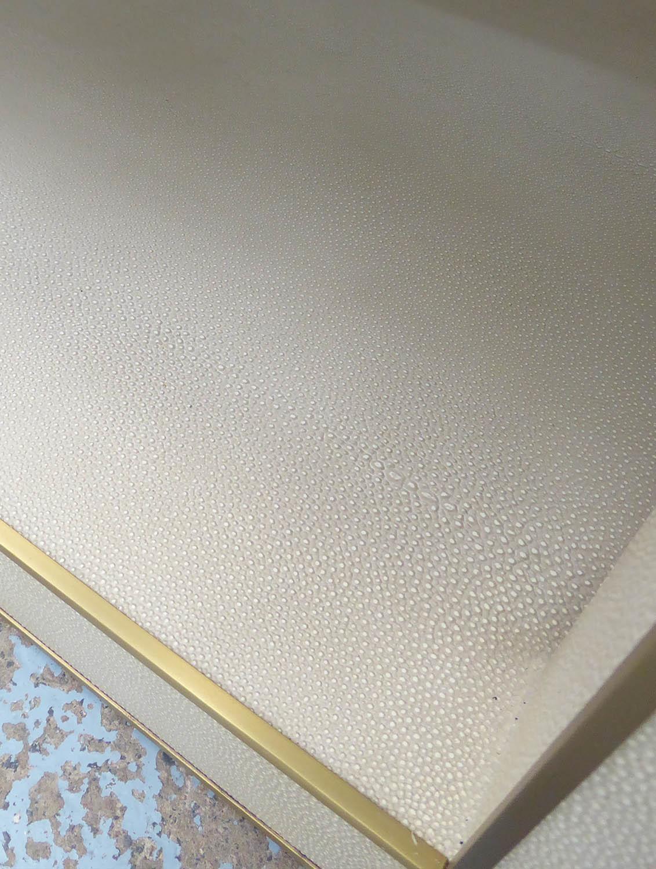 RESTORATION HARDWARE CELA COFFEE TABLE BY CHARLIE ZAGAROLI, 140cm x 84cm x 38cm. - Image 4 of 4