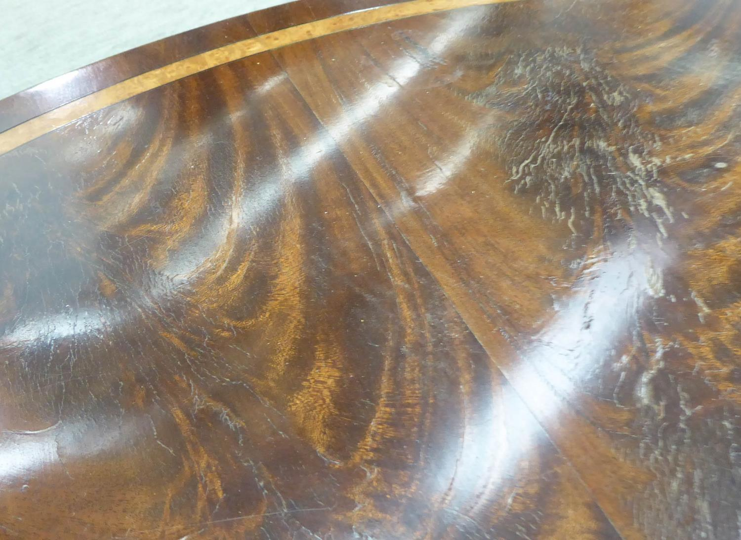 MANNER OF CLIVE CHRISTIEN LOW TABLE, 89cm diam x 45cm H. - Image 4 of 6