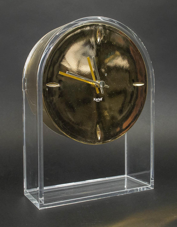 KARTELL AIR DU TEMPS CLOCK BY EUGENI QUITLLET, 29.5cm H.