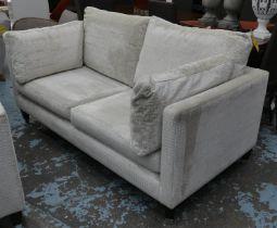 GALLERY INTERIORS MURANO SOFA, 180cm W Designers Guild upholstery.