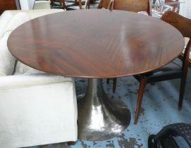 JULIAN CHICHESTER DAKOTA TABLE, 120cm diam. x 73cm H.