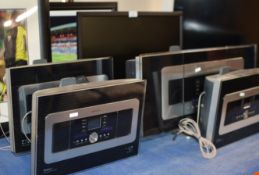 PC MONITOR & PHILIPS MULTI ROOM SOUND SYSTEM
